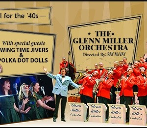 The Glenn Miller Orchestra at Theatre Royal Brighton
