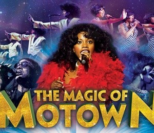 The Magic of Motown at New Wimbledon Theatre