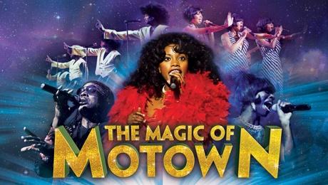 The Magic of Motown at Milton Keynes Theatre