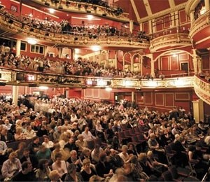 Sunderland Empire Theatre Tour (23th Nov 2019) at Sunderland Empire
