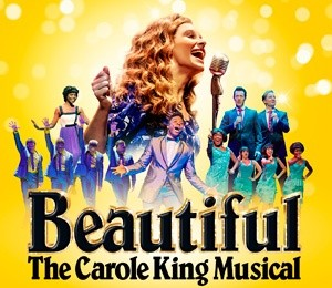 Beautiful – The Carole King Musical at New Wimbledon Theatre
