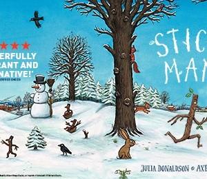 Stick Man at Theatre Royal Brighton