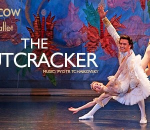 Moscow City Ballet presents The Nutcracker at Richmond Theatre