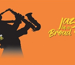 Jazz in a Broad Way Oct 19 at Studio at New Wimbledon Theatre