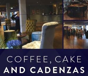 Coffee, Cake & Cadenzas at The Alexandra Theatre, Birmingham