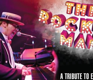 The Rocket Man - A Tribute to Sir Elton John at Leas Cliff Hall