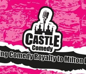 Late and Live: Castle Comedy at Bistro: Milton Keynes Theatre