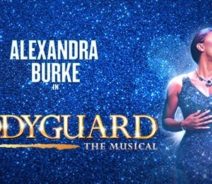 The Bodyguard at Palace Theatre Manchester