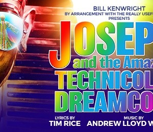 Joseph and the Amazing Technicolor Dreamcoat at Princess Theatre Torquay