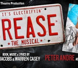 Grease at New Theatre Oxford