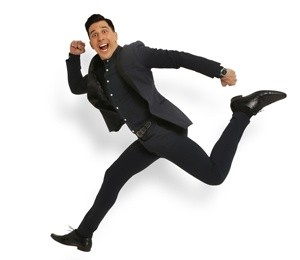 Russell Kane – The Fast and the Curious at Victoria Hall