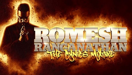 Romesh Ranganathan – The Cynics Mixtape at Bristol Hippodrome Theatre