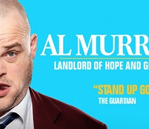 Al Murray: Landlord of Hope and Glory at Grand Opera House York