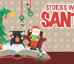Stories With Santa at Piano Bar