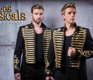 Les Musicals at New Theatre Oxford