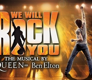 We Will Rock You at Milton Keynes Theatre