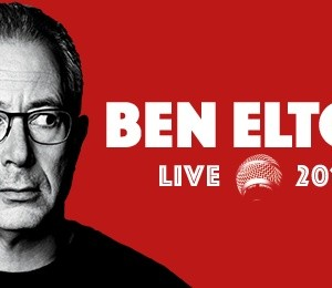 Ben Elton at Princess Theatre Torquay