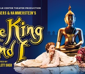The King and I at Bristol Hippodrome Theatre