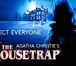 The Mousetrap at The Alexandra Theatre, Birmingham