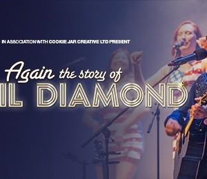 Hello Again Neil Diamond at Leas Cliff Hall