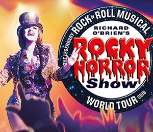 The Rocky Horror Show at Edinburgh Playhouse
