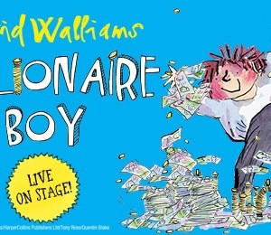 Billionaire Boy at King's Theatre Glasgow