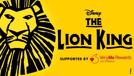 Disney's The Lion King at Edinburgh Playhouse