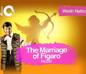 Welsh National Opera - The Marriage of Figaro at Milton Keynes Theatre