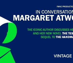 Margaret Atwood at New Theatre Oxford