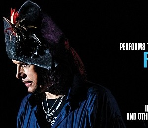 Adam Ant at Opera House Manchester