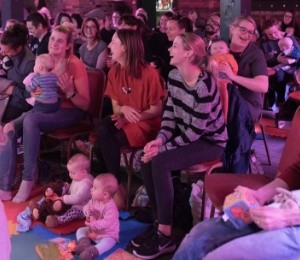 BYOBaby Comedy (4th November 2019) at Studio at New Wimbledon Theatre