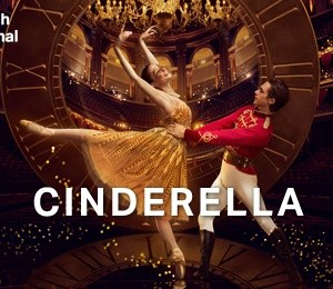 Christopher Wheeldon's Cinderella at Palace Theatre Manchester