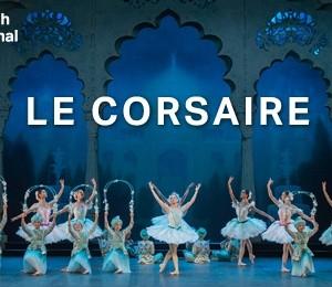 Le Corsaire at Milton Keynes Theatre