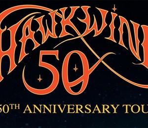 Hawkwind 50th Anniversary UK Tour at Grand Opera House York