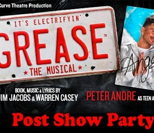 Grease Post Show Party at Piano Bar