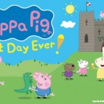 Peppa Pig's Best Day Ever at New Wimbledon Theatre