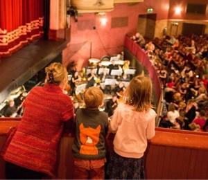 Birmingham Royal Ballet - Class On Stage - Swan Lake at Sunderland Empire