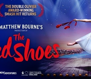 Matthew Bourne's production of The Red Shoes at New Victoria Theatre
