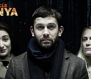 Uncle Vanya at Studio at New Wimbledon Theatre