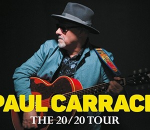 Paul Carrack – 2020 Tour at Leas Cliff Hall