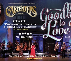 The Carpenters Story at Victoria Hall