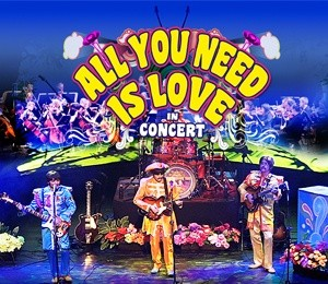 All You Need Is Love at Palace Theatre Manchester