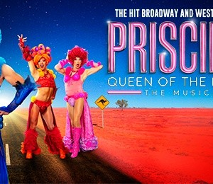 Priscilla Queen Of The Desert The Musical at Milton Keynes Theatre