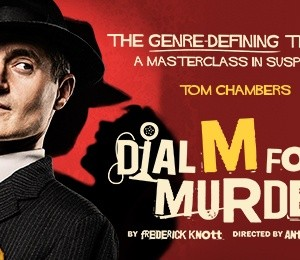 Dial M for Murder at Richmond Theatre