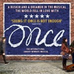 Once at King's Theatre Glasgow