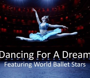 Dancing For A Dream at New Victoria Theatre