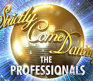 Strictly Come Dancing - The Professionals at Edinburgh Playhouse