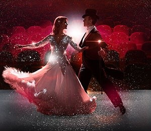 Anton & Erin – Dance Those Magical Movies at New Theatre Oxford
