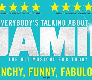 Everybody's Talking About Jamie at The Alexandra Theatre, Birmingham