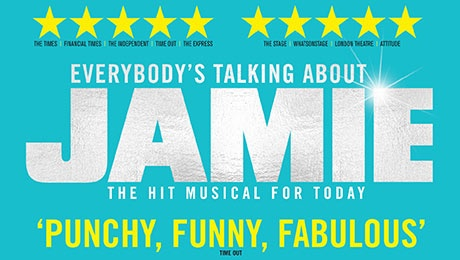 Everybody's Talking About Jamie at Liverpool Empire